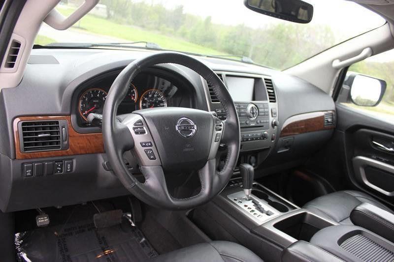 2015 Nissan Armada 4WD 4dr SL - 17931552 - 1