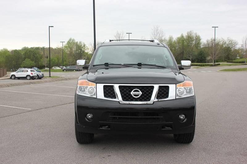 2015 Nissan Armada 4WD 4dr SL - 17931552 - 34