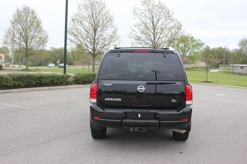 2015 Nissan Armada 4WD 4dr SL - 17931552 - 35