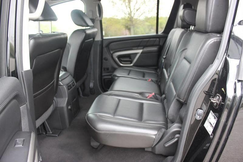 2015 Nissan Armada 4WD 4dr SL - 17931552 - 42