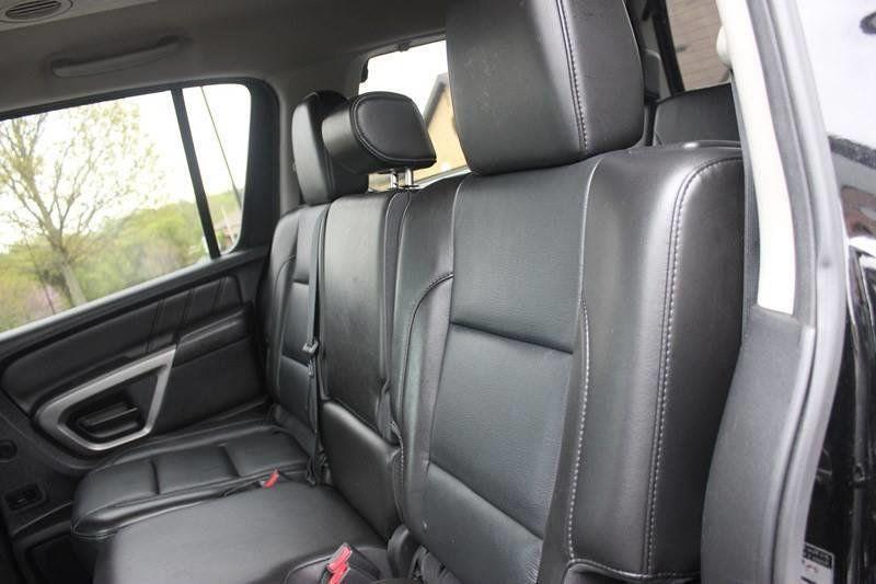 2015 Nissan Armada 4WD 4dr SL - 17931552 - 4