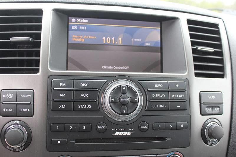 2015 Nissan Armada 4WD 4dr SL - 17931552 - 56