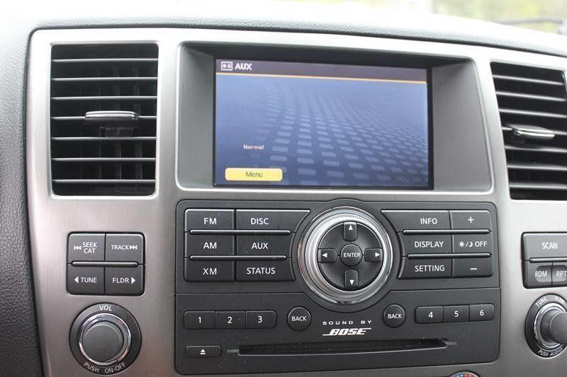 2015 Nissan Armada 4WD 4dr SL - 17931552 - 58