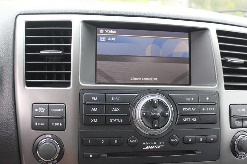 2015 Nissan Armada 4WD 4dr SL - 17931552 - 59
