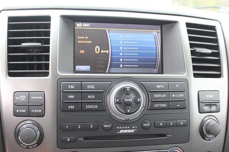 2015 Nissan Armada 4WD 4dr SL - 17931552 - 8