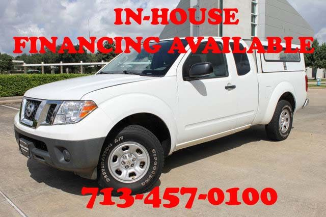 2015 Nissan Frontier 2WD Crew Cab LWB Automatic SL