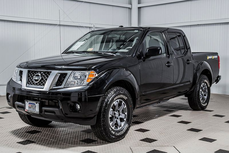 Superb 2015 Nissan Frontier 2WD Crew Cab SWB Automatic Desert Runner   15256564   2