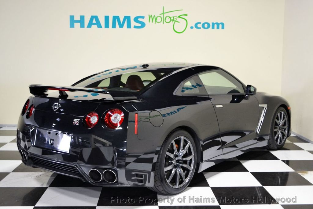 2015 used nissan gt-r 2dr coupe black edition at haims motors