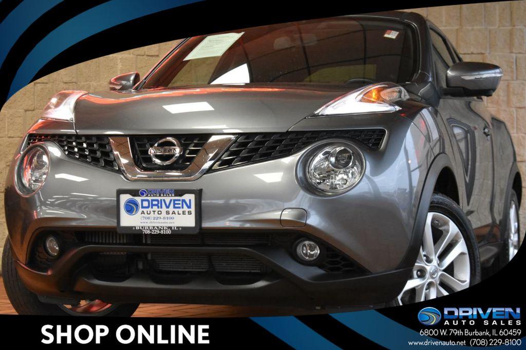 2015 Nissan JUKE 5dr Wagon CVT SL AWD - 18279040 - 0