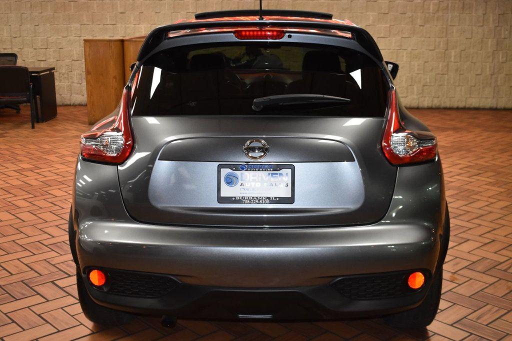 2015 Nissan JUKE 5dr Wagon CVT SL AWD - 18279040 - 10