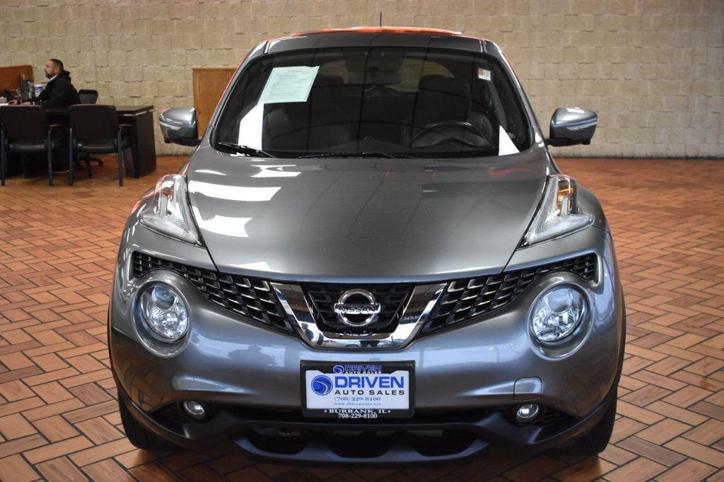 2015 Nissan JUKE 5dr Wagon CVT SL AWD - 18279040 - 14