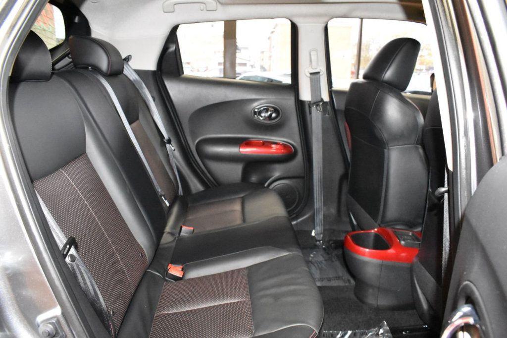 2015 Nissan JUKE 5dr Wagon CVT SL AWD - 18279040 - 17