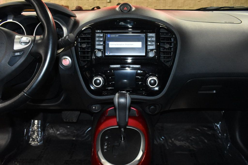 2015 Nissan JUKE 5dr Wagon CVT SL AWD - 18279040 - 27