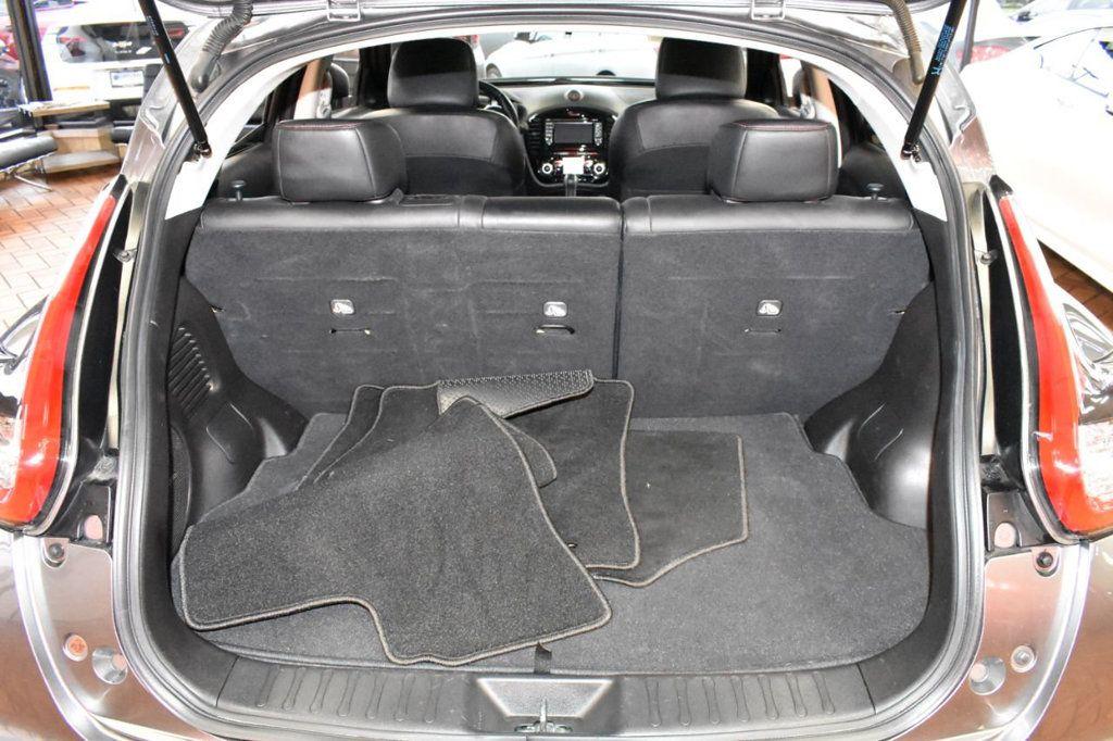 2015 Nissan JUKE 5dr Wagon CVT SL AWD - 18279040 - 32