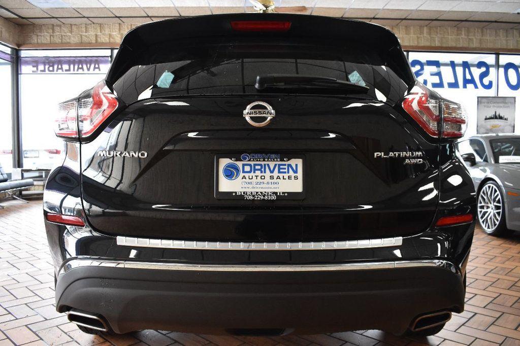 2015 Nissan Murano AWD 4dr Platinum - 18600339 - 11