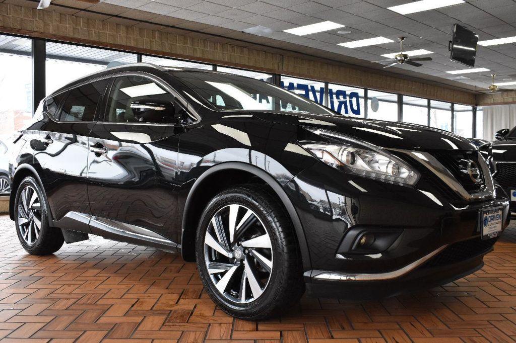 2015 Nissan Murano AWD 4dr Platinum - 18600339 - 15