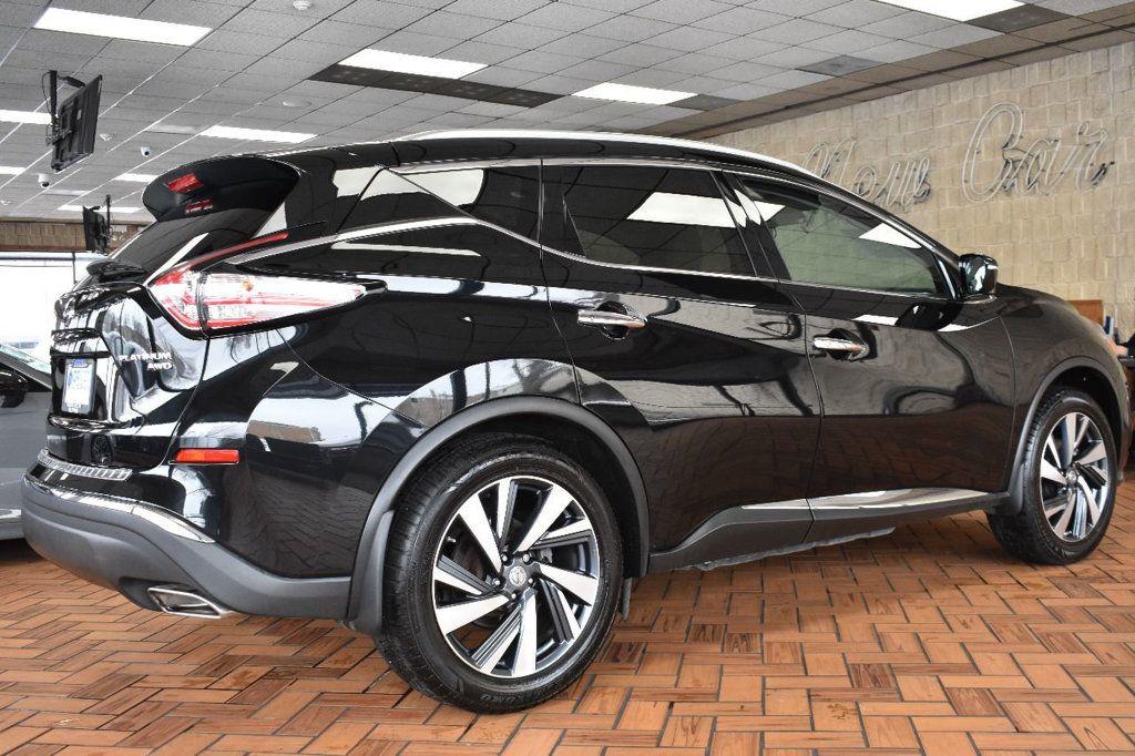 2015 Nissan Murano AWD 4dr Platinum - 18600339 - 19