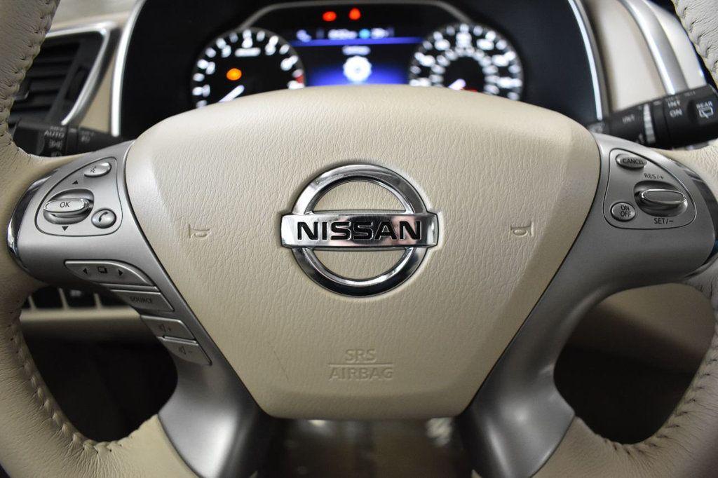 2015 Nissan Murano AWD 4dr Platinum - 18600339 - 21
