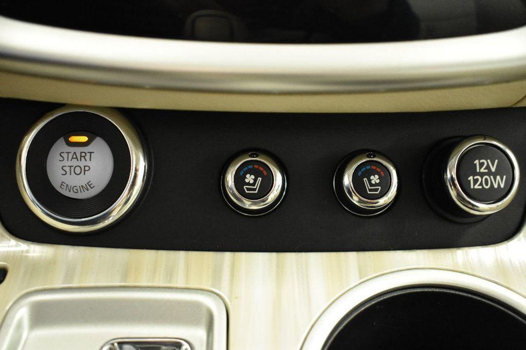 2015 Nissan Murano AWD 4dr Platinum - 18600339 - 25