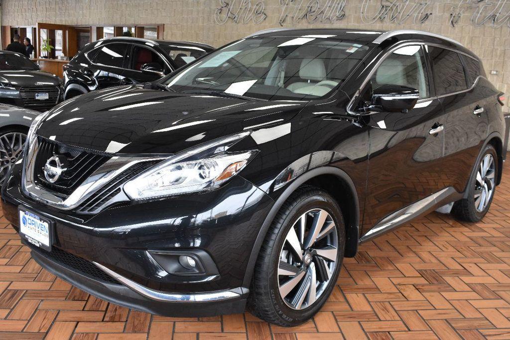 2015 Nissan Murano AWD 4dr Platinum - 18600339 - 2