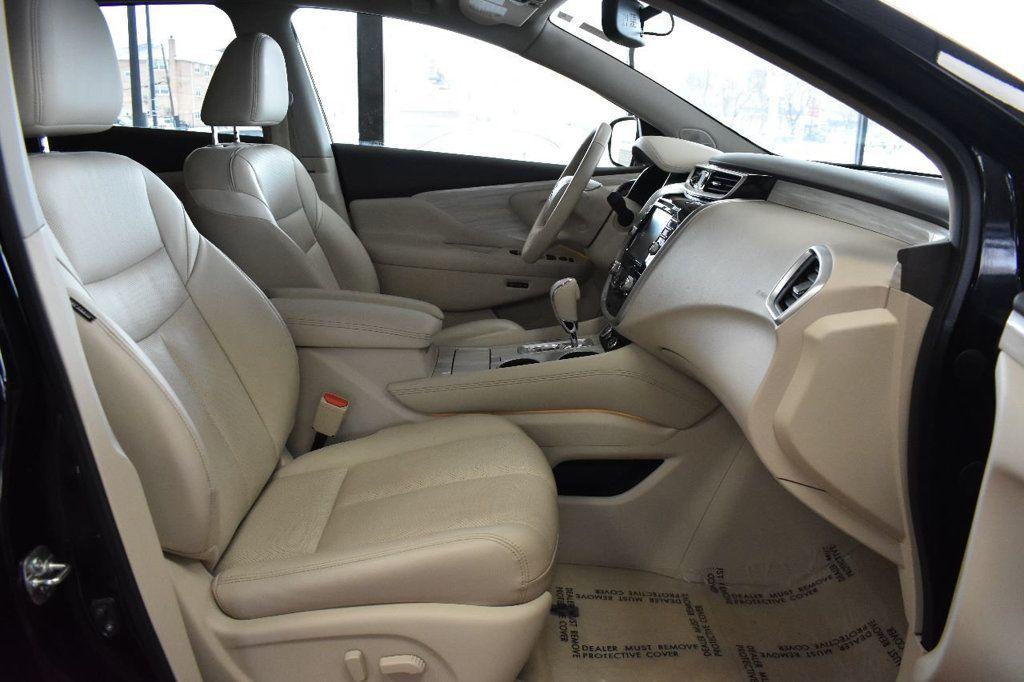 2015 Nissan Murano AWD 4dr Platinum - 18600339 - 32