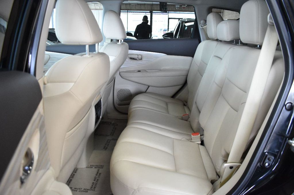 2015 Nissan Murano AWD 4dr Platinum - 18600339 - 35