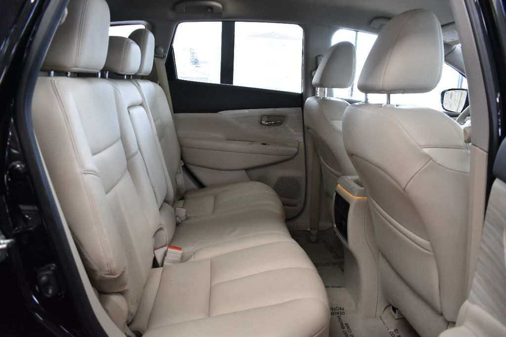 2015 Nissan Murano AWD 4dr Platinum - 18600339 - 36