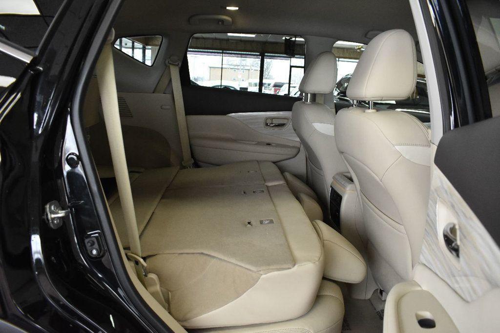 2015 Nissan Murano AWD 4dr Platinum - 18600339 - 37