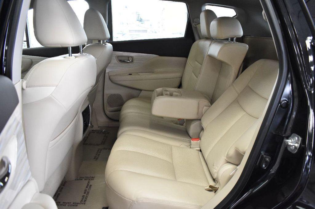 2015 Nissan Murano AWD 4dr Platinum - 18600339 - 38