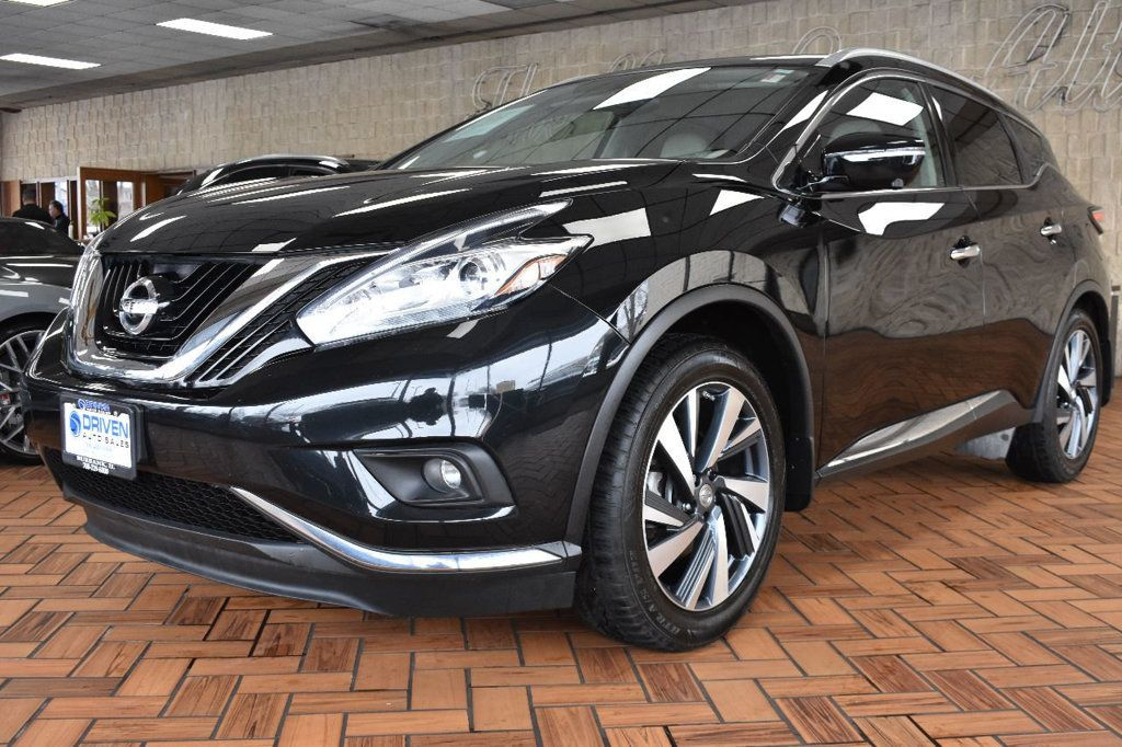 2015 Nissan Murano AWD 4dr Platinum - 18600339 - 3