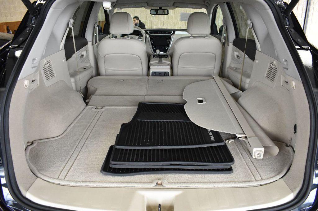 2015 Nissan Murano AWD 4dr Platinum - 18600339 - 39