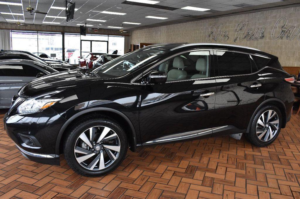 2015 Nissan Murano AWD 4dr Platinum - 18600339 - 4