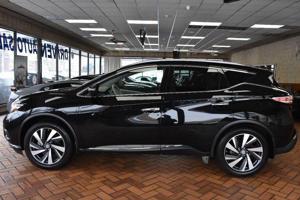 2015 Nissan Murano AWD 4dr Platinum - 18600339 - 6