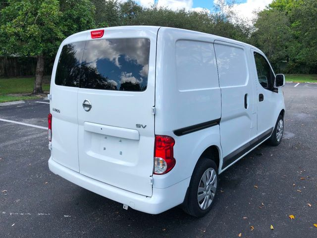 2015 Nissan NV200 I4 SV - Click to see full-size photo viewer
