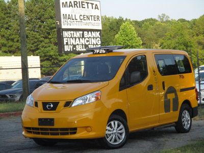 2015 Nissan NV200 Taxi I4 - Click to see full-size photo viewer
