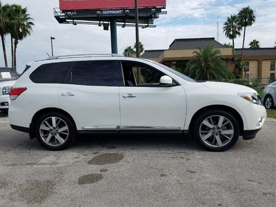 2015 Nissan Pathfinder  - Click to see full-size photo viewer
