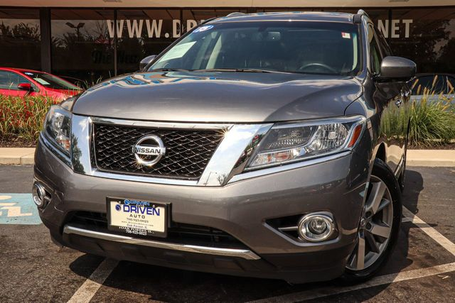 Nissan Pathfinder Platinum >> 2015 Used Nissan Pathfinder 4wd 4dr Platinum At Driven Auto Of Oak Forest Il Iid 17979176