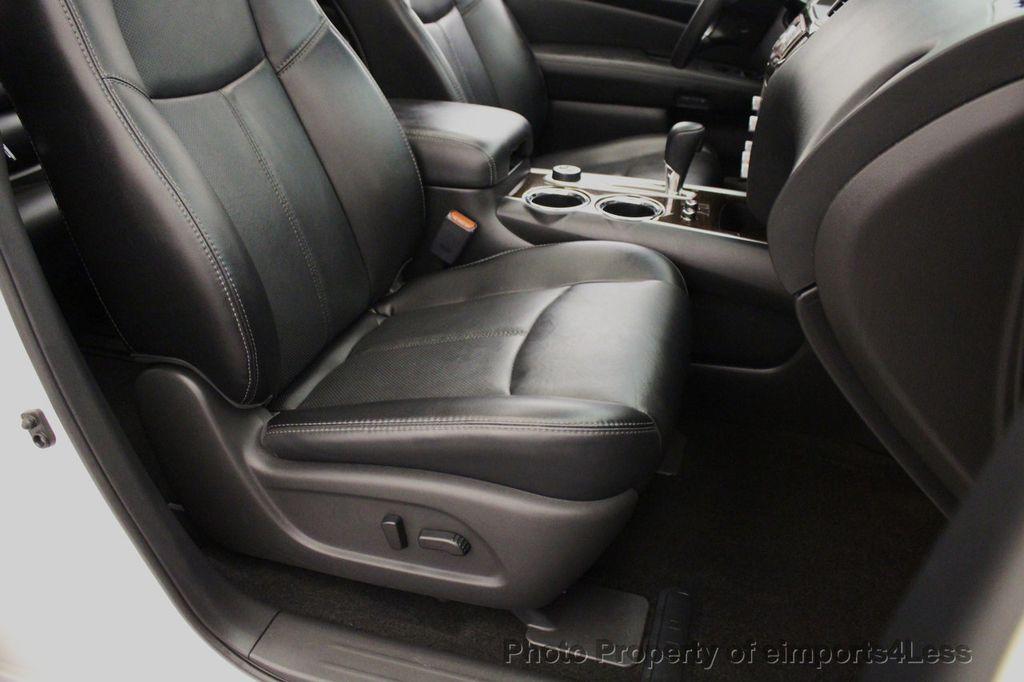2015 Nissan Pathfinder CERTIFIED PATHFINDER PLATINUM 4WD 7 PASSENGER CAMERA NAV - 18051540 - 27