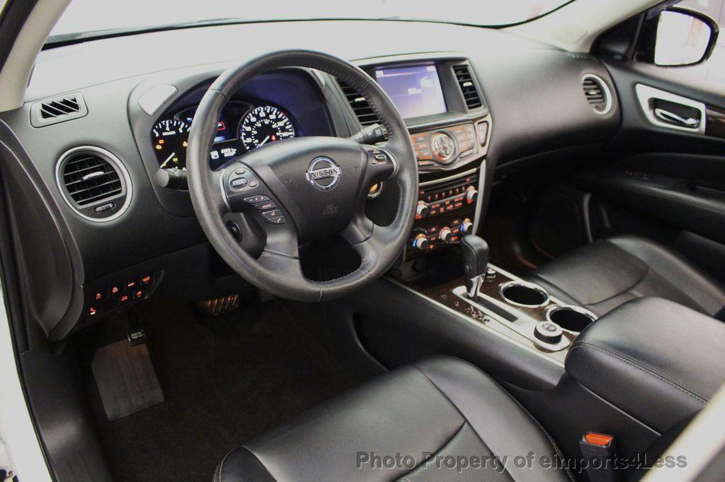 2015 Nissan Pathfinder CERTIFIED PATHFINDER PLATINUM 4WD 7 PASSENGER CAMERA NAV - 18051540 - 36