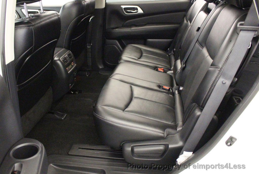 2015 Nissan Pathfinder CERTIFIED PATHFINDER PLATINUM 4WD 7 PASSENGER CAMERA NAV - 18051540 - 39