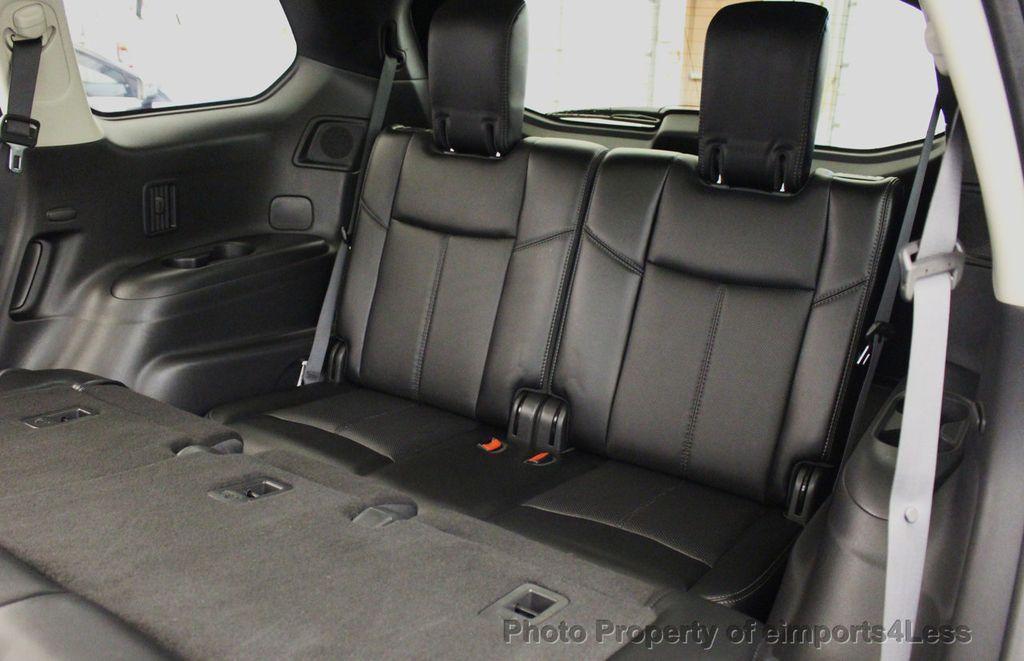 2015 Nissan Pathfinder CERTIFIED PATHFINDER PLATINUM 4WD 7 PASSENGER CAMERA NAV - 18051540 - 40