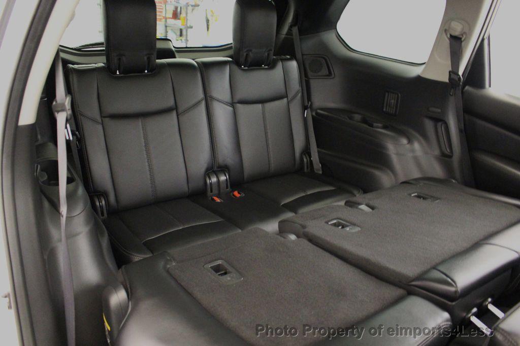 2015 Nissan Pathfinder CERTIFIED PATHFINDER PLATINUM 4WD 7 PASSENGER CAMERA NAV - 18051540 - 41