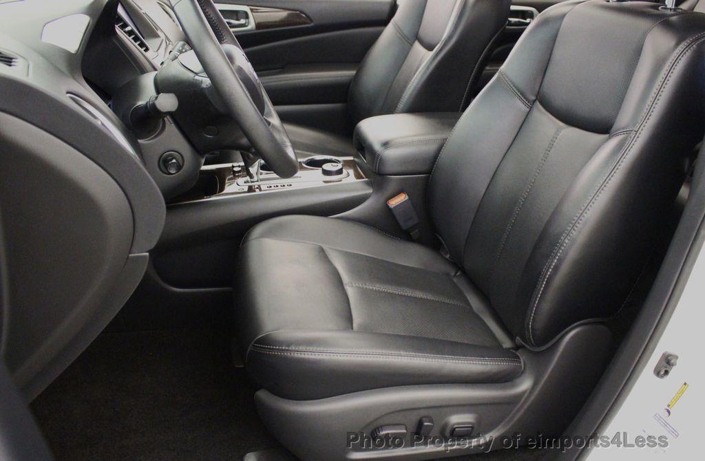 2015 Nissan Pathfinder CERTIFIED PATHFINDER PLATINUM 4WD 7 PASSENGER CAMERA NAV - 18051540 - 43