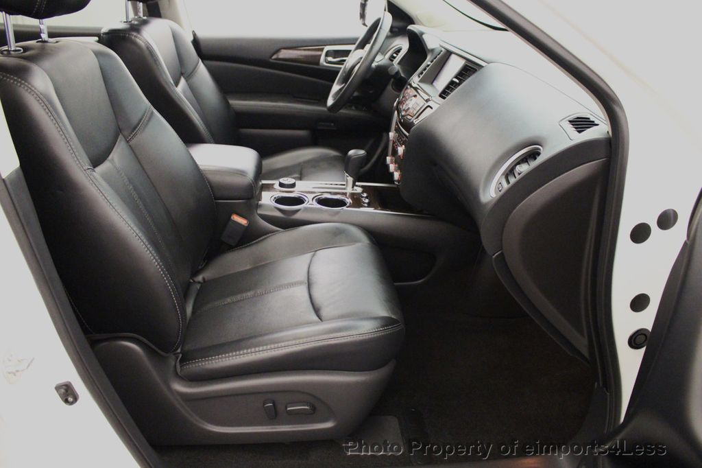 2015 Nissan Pathfinder CERTIFIED PATHFINDER PLATINUM 4WD 7 PASSENGER CAMERA NAV - 18051540 - 44