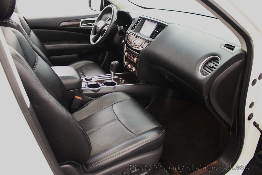 2015 Nissan Pathfinder CERTIFIED PATHFINDER PLATINUM 4WD 7 PASSENGER CAMERA NAV - 18051540 - 54