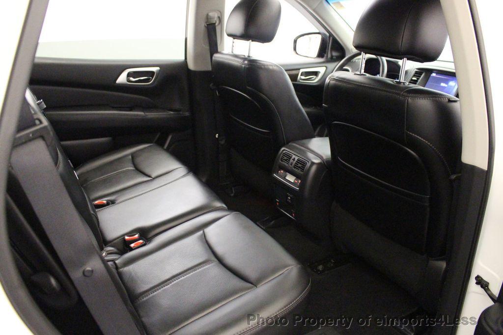 2015 Nissan Pathfinder CERTIFIED PATHFINDER PLATINUM 4WD 7 PASSENGER CAMERA NAV - 18051540 - 56