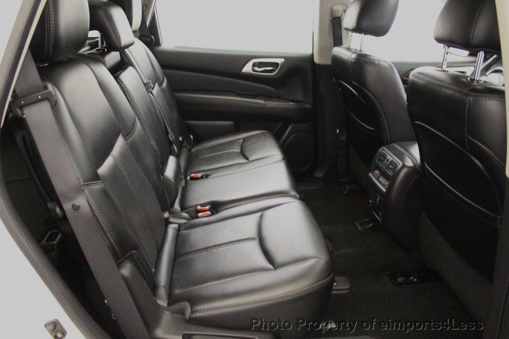 2015 Nissan Pathfinder CERTIFIED PATHFINDER PLATINUM 4WD 7 PASSENGER CAMERA NAV - 18051540 - 8