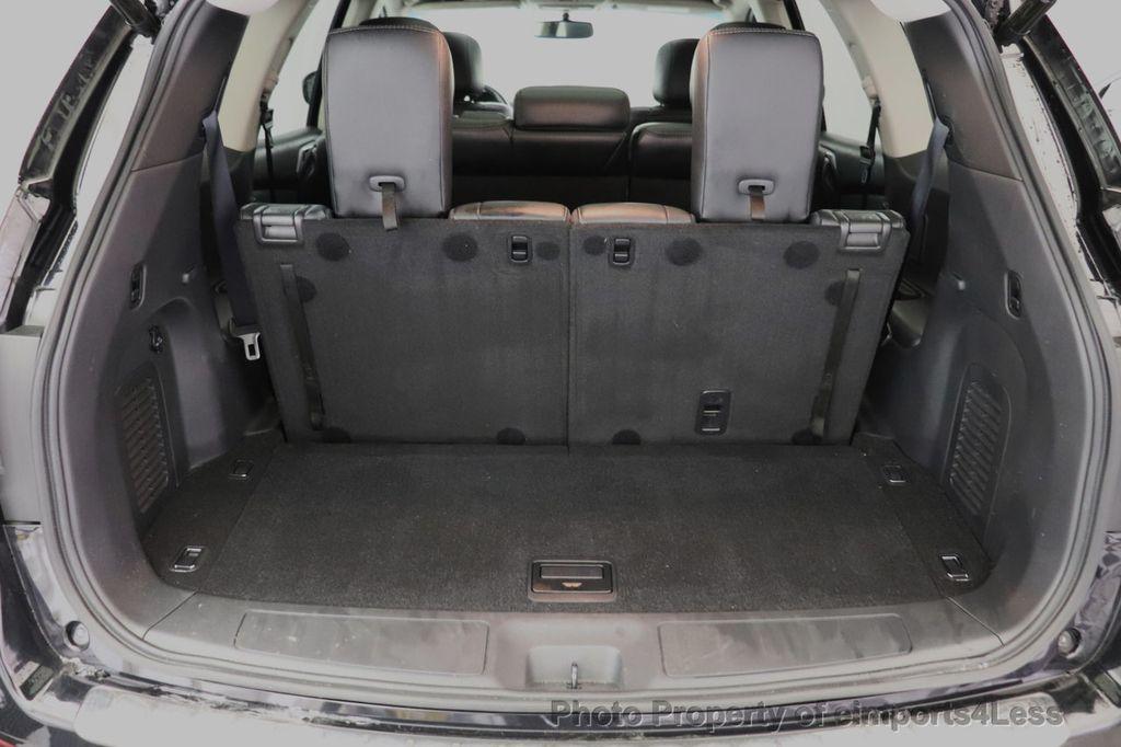 2015 Nissan Pathfinder CERTIFIED PATHFINDER SL PREMIUM 4WD 7PASS BLIS CAM NAV BOSE - 18561282 - 22