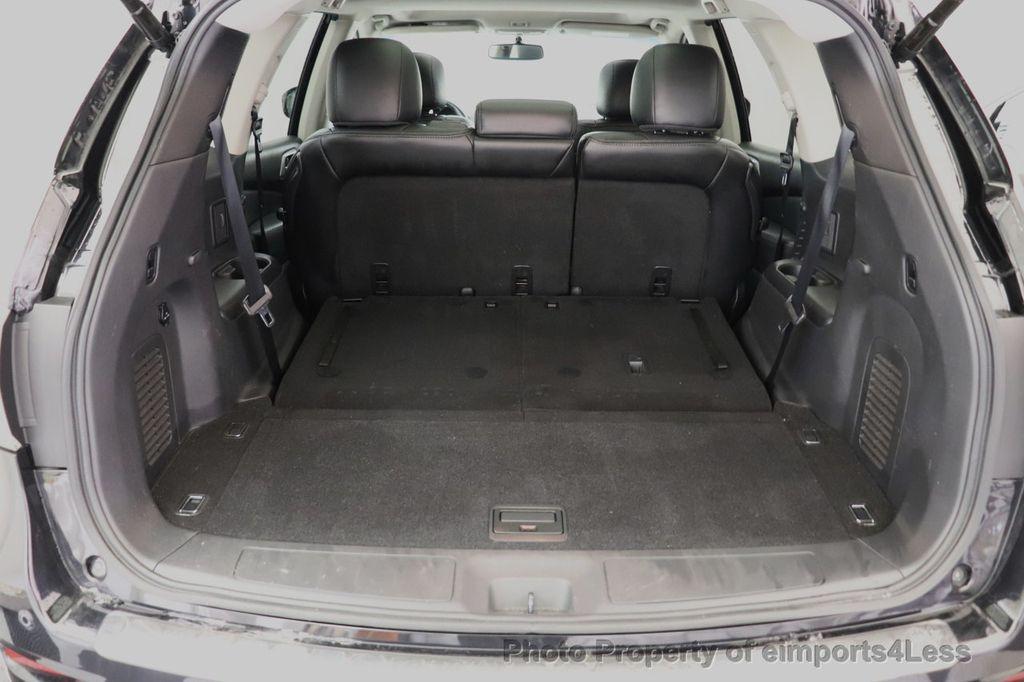 2015 Nissan Pathfinder CERTIFIED PATHFINDER SL PREMIUM 4WD 7PASS BLIS CAM NAV BOSE - 18561282 - 23