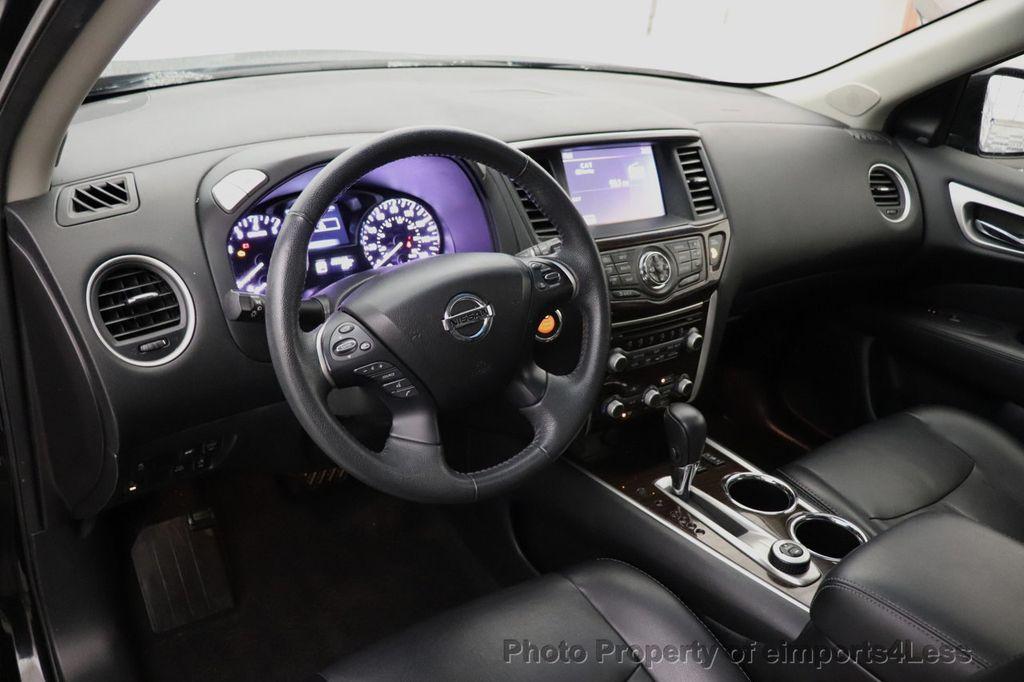 2015 Nissan Pathfinder CERTIFIED PATHFINDER SL PREMIUM 4WD 7PASS BLIS CAM NAV BOSE - 18561282 - 34